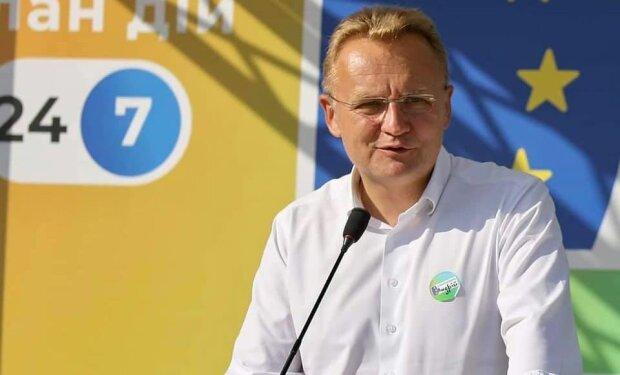 Андрей Садовый, фото: страница Садового в ФБ