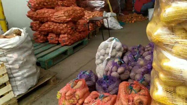 Новые цены на овощи оставят закарпатцев без борща
