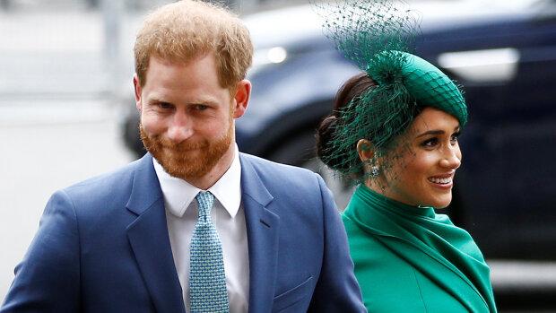 Принц Гарри и Меган Маркл, фото Getty