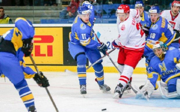 Польща - Україна 2:1 Відео найкращих моментів матчу чемпіонату світу з хокею