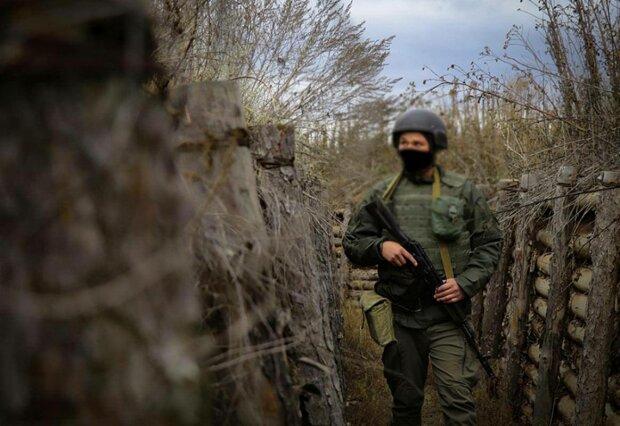 Військовий, фото: ООС Facebook