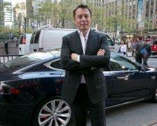 Ілон Маск і Tesla
