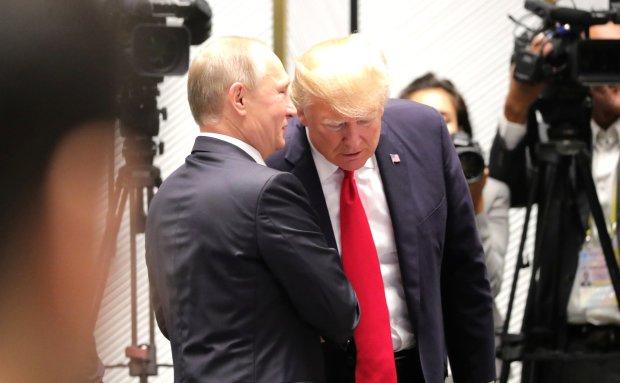 Трамп і Путін