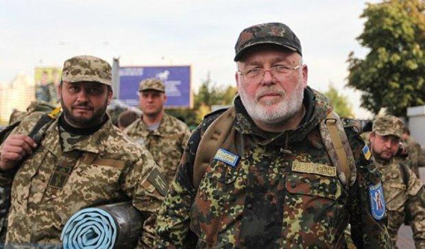 На Донбасс отправились военные священники (фото)
