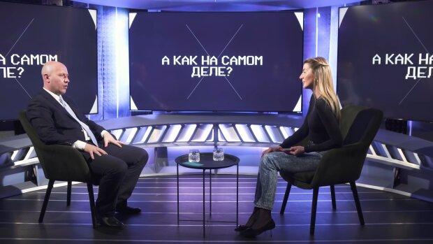 Самое главное в этой ситуации, чтобы олигархи все в целом отошли от власти, - Бизяев