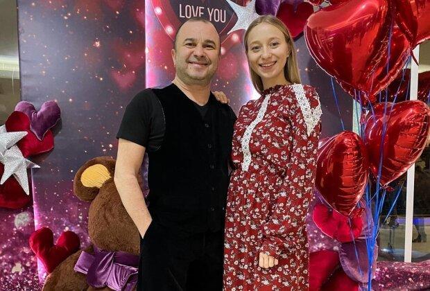 Виктор Павлик и Екатерина Репейная, фото Instagram