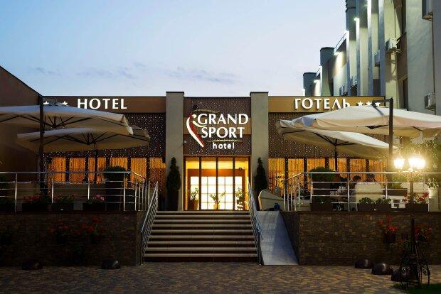 готель Grand Sport