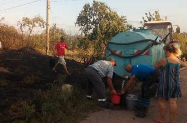 Пенсионерка устроила пожар в селе, фото: mk.dsns.gov.ua