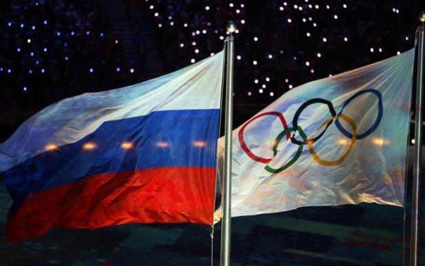 Оце так конспірація: росіяни невміло зашифрували триколор на формі олімпійців