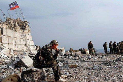 сепаратисти на Донбасі, фото: ТСН