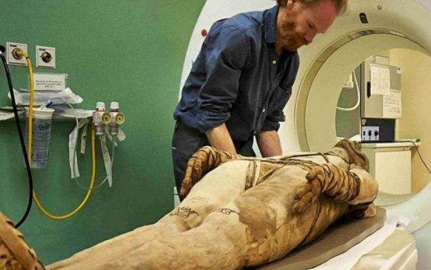 Находка в печени мумии поразила ученых