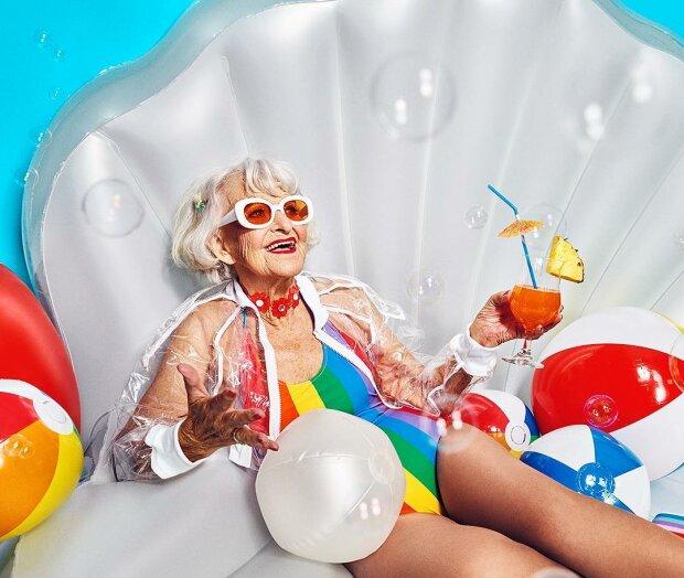 92-річна бабуся підкорила Instagram і має понад 3 мільйони підписників