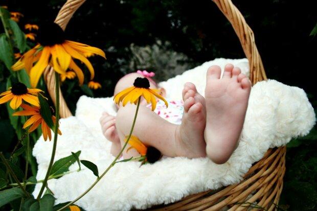 младенец, иллюстративное фото:pxhere