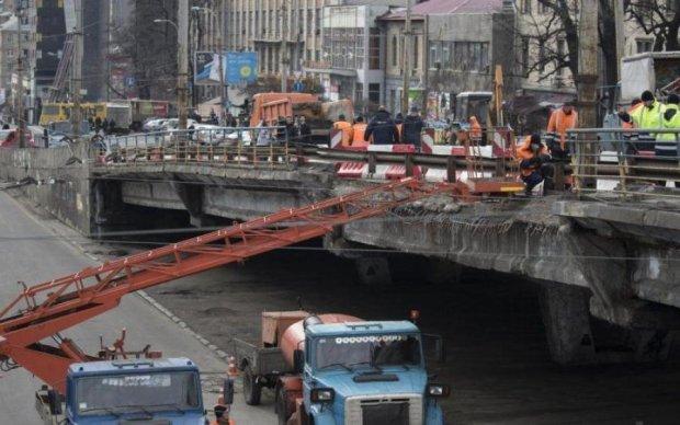 Шулявский мост на полтора года испортит жизнь киевлянам