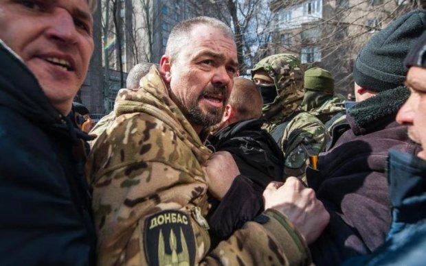 Появилось описание убийцы активиста Виталия Олешко