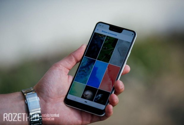 В сети показали Pixel 3 с неожиданным дизайном