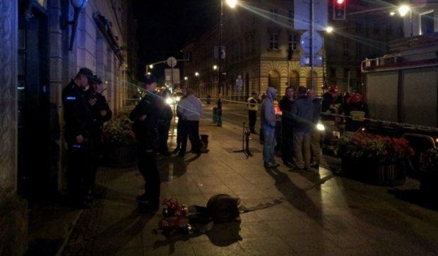 """У варшавському центрі """"Український світ"""" стався вибух"""