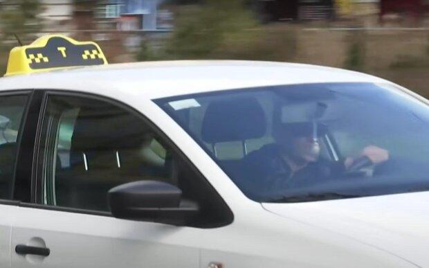 Такси, скриншот с видео