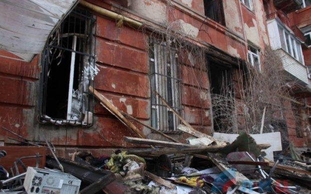 Луганськ здригнувся від потужного вибуху на базі бойовиків