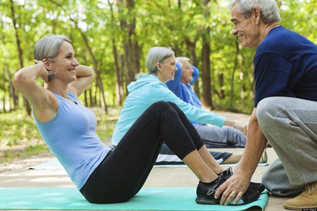 Получи ответ: нужно ли заниматься спортом в пожилом возрасте