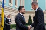 Зустріч Володимира Зеленського з Прем'єром Чехії, фото: Сайт Президента