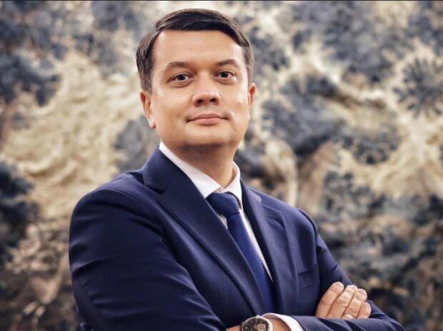 Дмитро Разумков, фото: Welt.