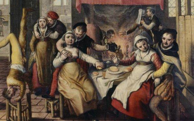 Грешное Средневековье: церковные бордели и кающиеся блудницы