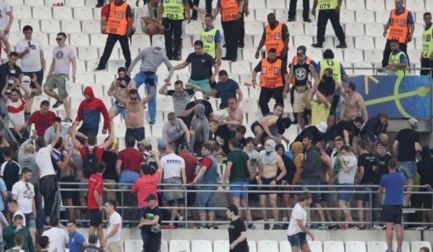 Росіяни приїхали на Євро-2016 лише заради бійок