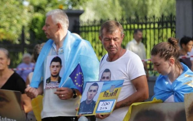 Полтора года поисков: мать пленного украинца поделилась опытом