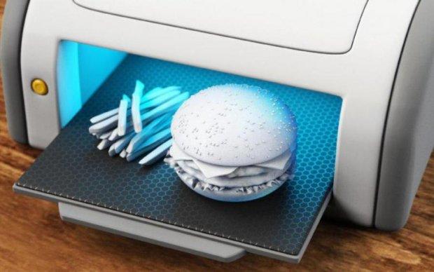 3D-принтеры займут место у плиты