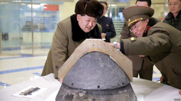 Теперь из камня: Ким Чен Ын строит новую ядерную боеголовку