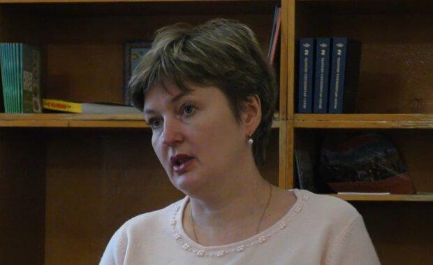 Наталья Кинаш, кадр из видео: YouTube