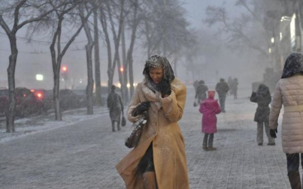 Погода устроит украинцам тройное испытание