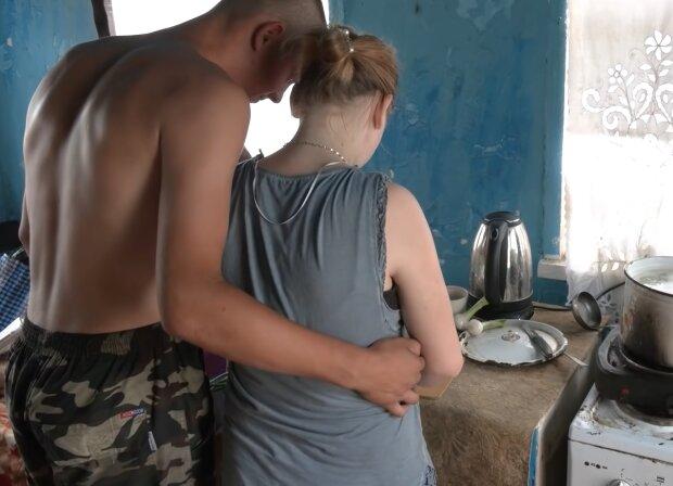 Сергей и Наталья, кадр из видео