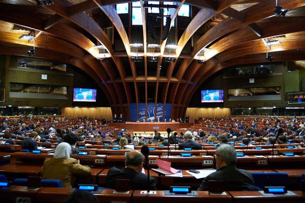 """Рада Європи готова """"пробачити"""" Росію, залишилося тільки за це заплатити"""