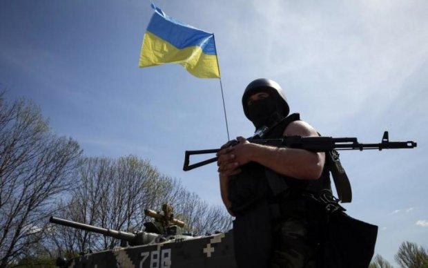 З'явилися кадри мінометного обстрілу українських воїнів
