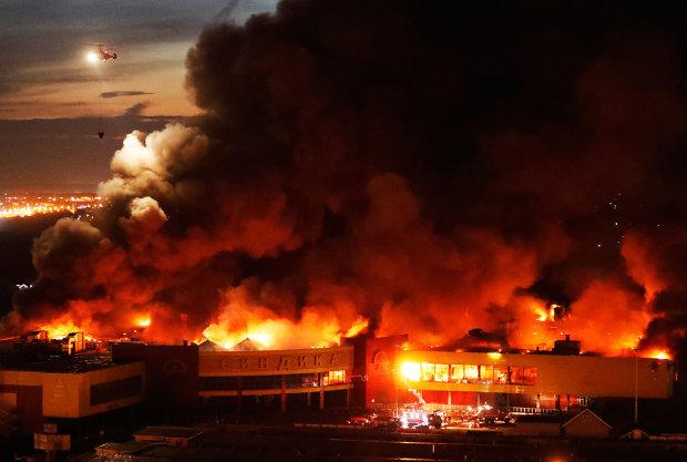 Трагедия Кемерово едва не повторилась в Украине: сотни людей оказались в ловушке торгового центра