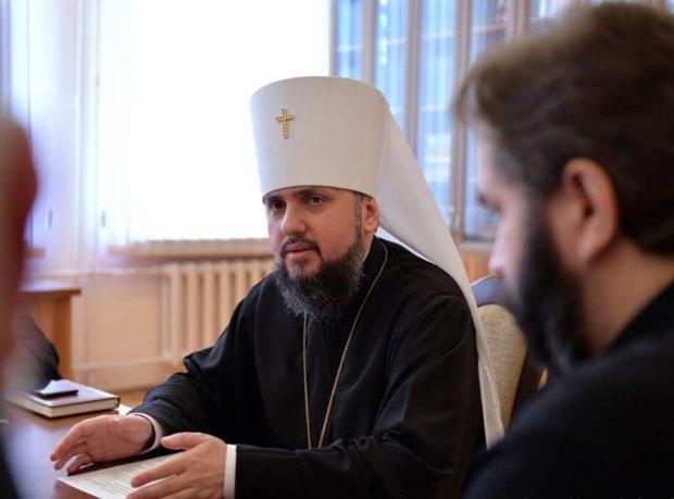 Епіфаній озвучив долю глави УПЦ МП після Об'єднавчого собору