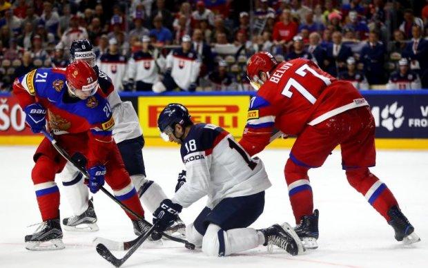 Букмекери вважають Росію фаворитом  у матчі проти Латвії на ЧС-2017 з хокею