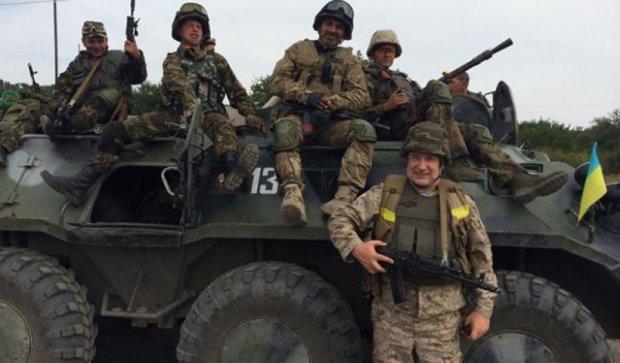 Донецький губернатор пропонує амністію для сепаратистів