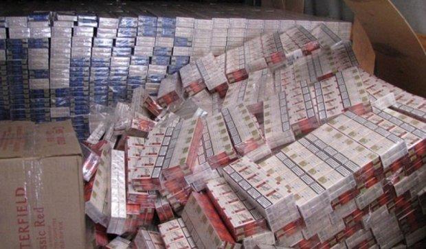 Одесситы остались без контрабандных  российских сигарет