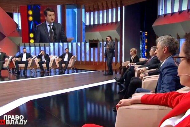 """Разумков в программе """"Право на власть"""""""