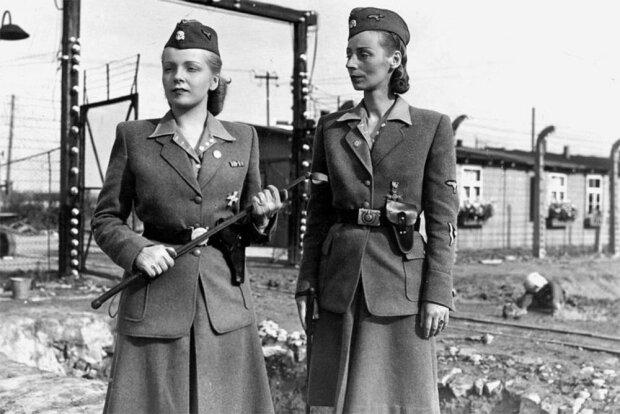 Надзирательницы концлагерей Третьего Рейха