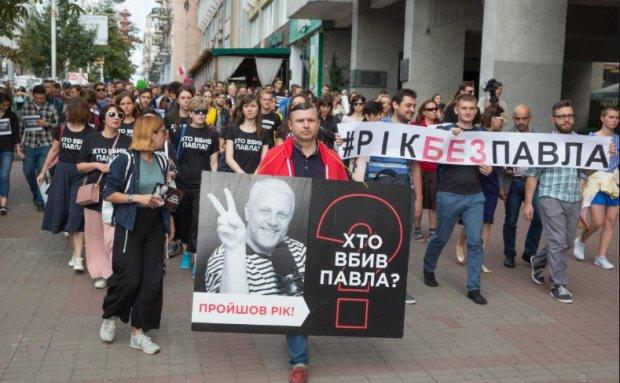 Зеленському відзвітували про вбивство Шеремета: правда за зачиненими дверима