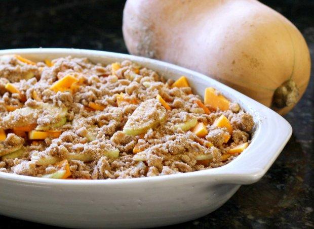 Осінній рецепт пряних тушкованих овочів