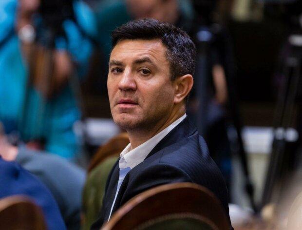 Гео Лерос: Тищенко украл у банка 2 миллиона и выкрутился с помощью Ермака