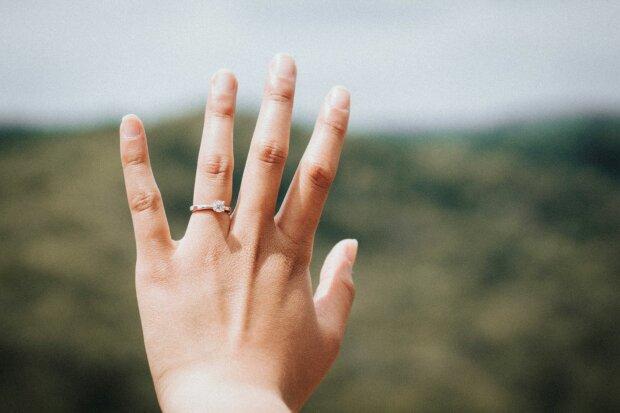 Кольцо, фото Pxhere