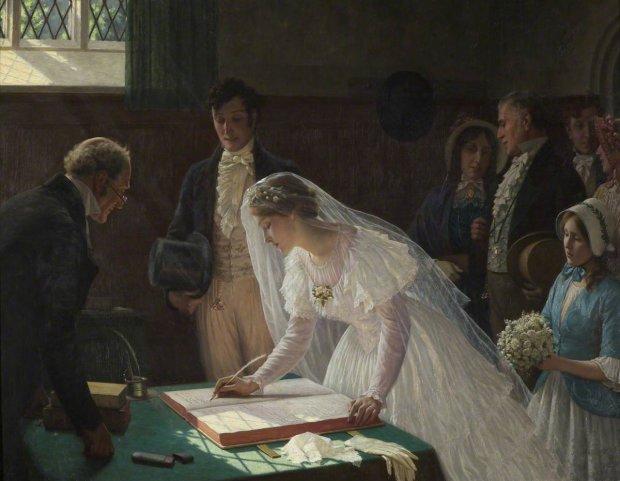 Невід'ємний аксесуар кожної нареченої: навіщо голову покривають фатою