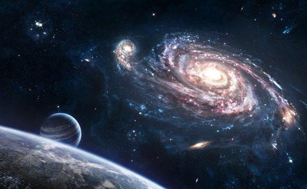 """Ученые обнаружили пришельца из другой галактики, Млечный Путь """"затянул"""": видео"""