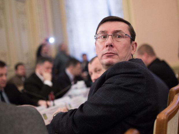 Луценко назвал имя ключевого подозреваемого в убийстве Гандзюк